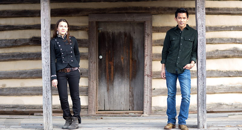WTJU presents Morwenna Lasko & Jay Pun and Baaba Seth with the IX Arts Park as part of the Levitt AMP Charlottesville Music Series