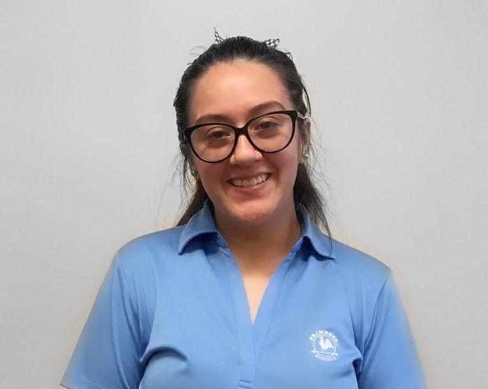 Ms. Ashley Padilla, Toddler Teacher