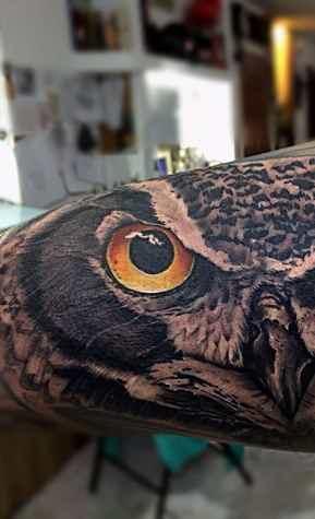 Coso Dipinto Gallery (Tattoo Shop and School)