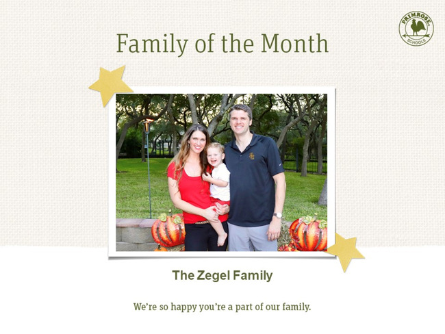 Zegel Family