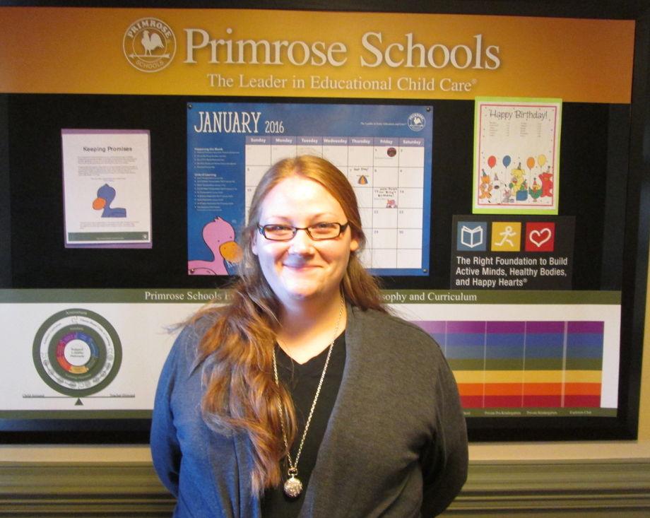 Anjy Caccamo, Early Preschool 1 Teacher