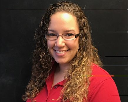 Ms. Emily Balazs , Early Preschool 1 Lead Teacher