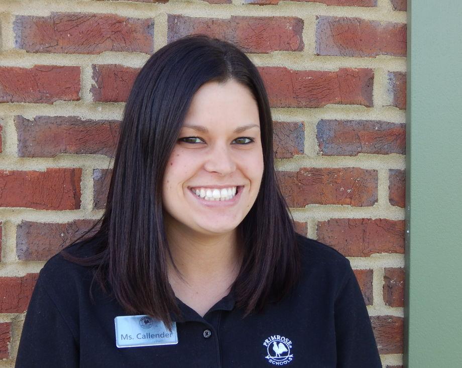 Ms. Callender , Lead Toddler Teacher