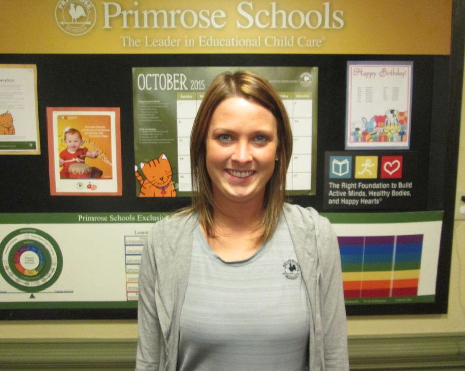 Ms. Shannon McDaniel, Early Preschool 1 Teacher