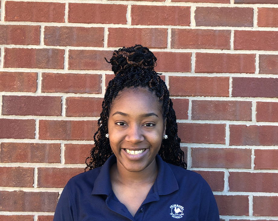Ms. Shandraea Jefferson , Classroom Excellence Coordinator