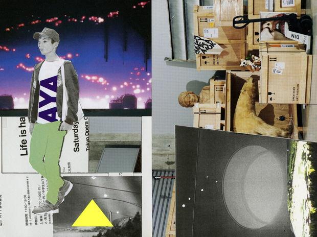 manga collage