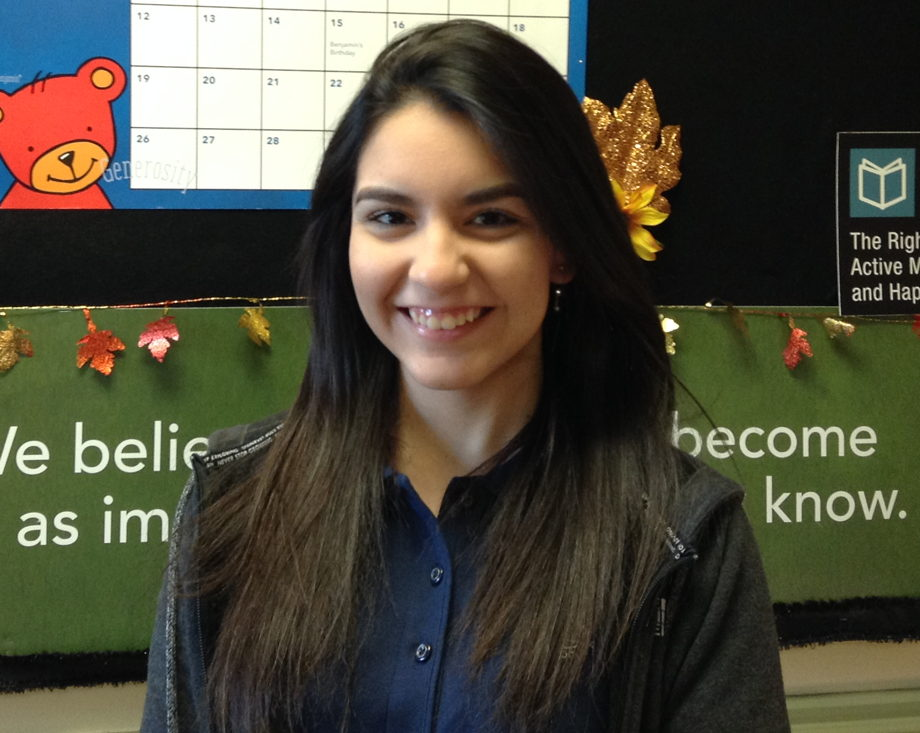 Ms. Janeth Gutierrez de Lara , Assistant Floater Teacher