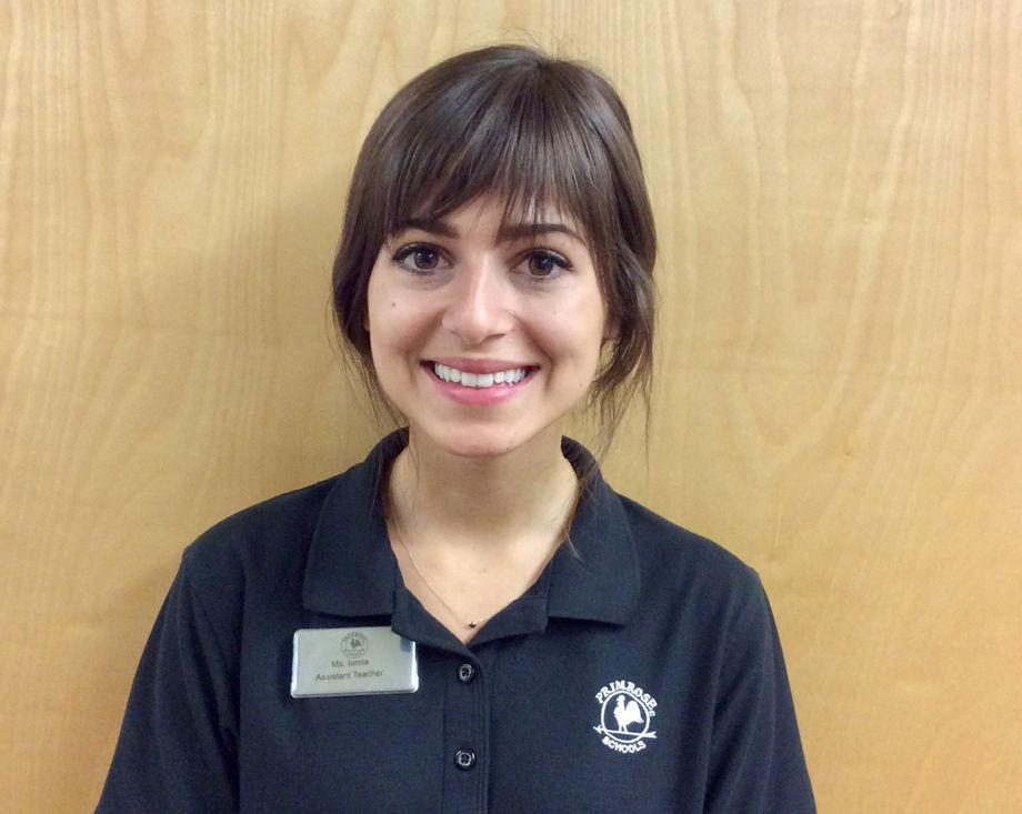 Mrs. Ionita , Preschool Pathways Assistant Teacher