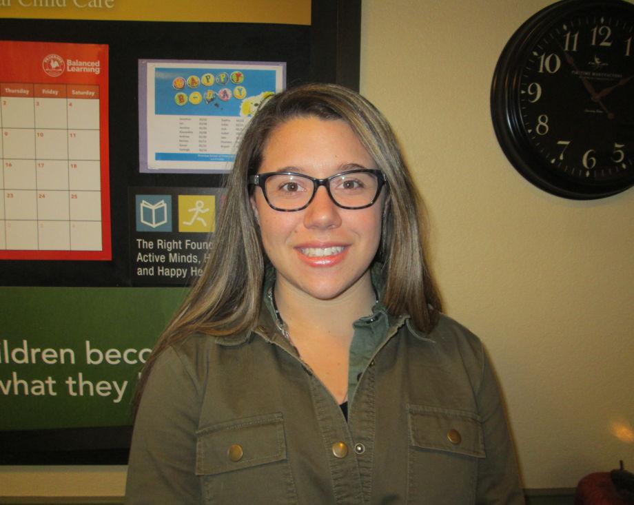 Ms. Madi Zeigler, Pre-Kindergarten Support Staff