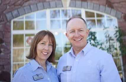 Franchise Owners of Primrose School Deanne and Rob Fitzpatrick