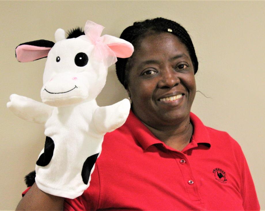 Ms. Sarah Wooden , Toddler Teacher