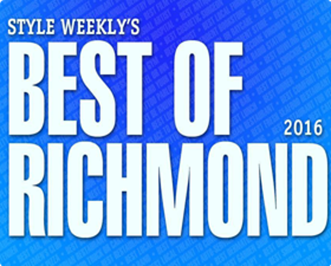 Best of Richmond logo