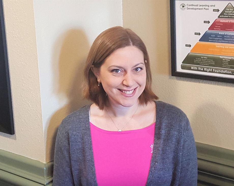 Lindsay DeYoung , Administrative Coordinator