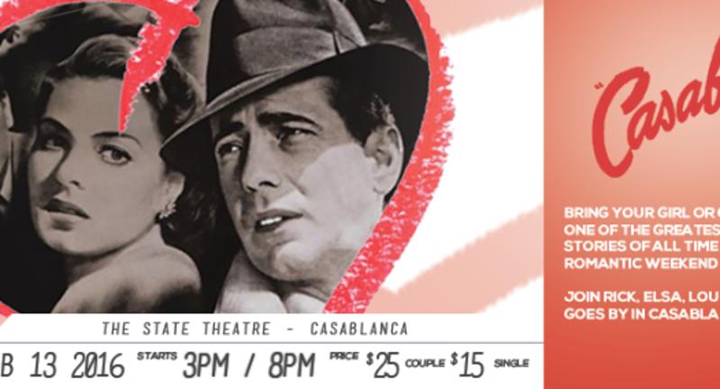 Valentine's Date Night: Casablanca