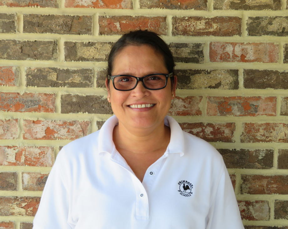Sabrina Ross, Infant Teacher