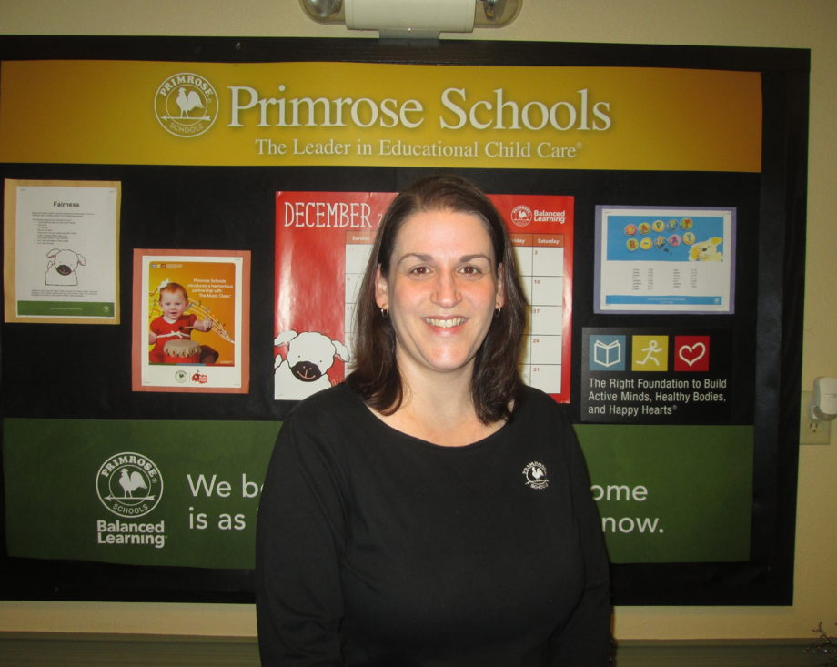 Mrs. Shannon Stickel, Young Toddler Teacher