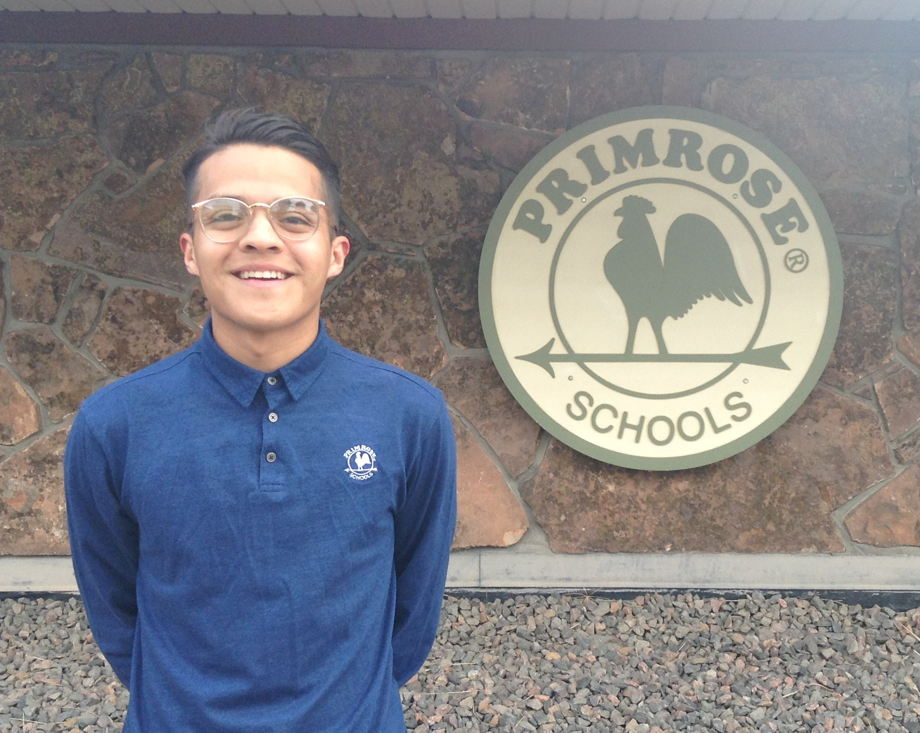 Marcos Alarcon , Support Teaching Assistant