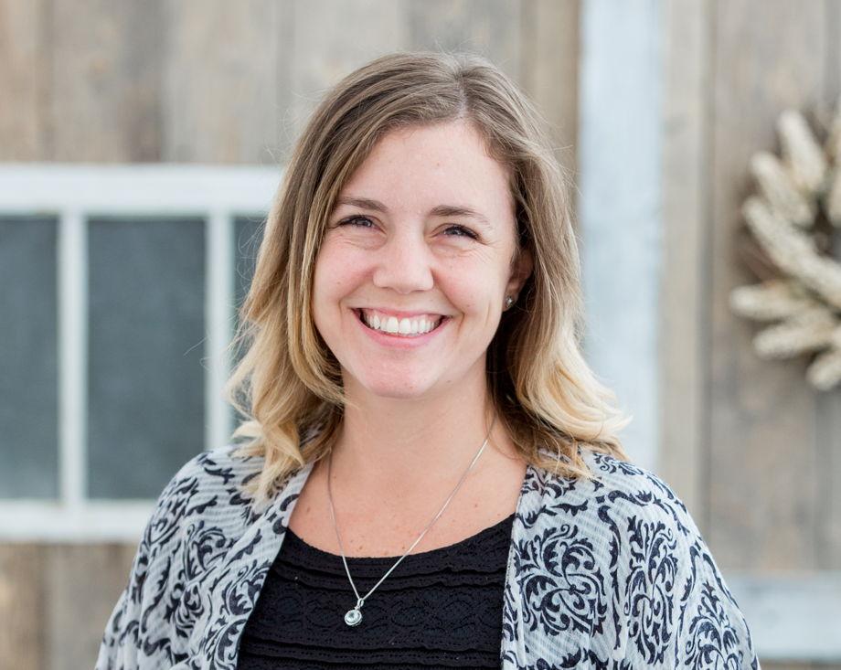 Ashley Fredericks , Assistant Director & Venture Program Education Coach