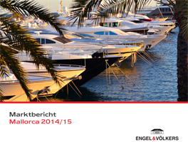 Marketreport Mallorca 2014/15