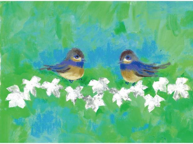 ついの青い鳥