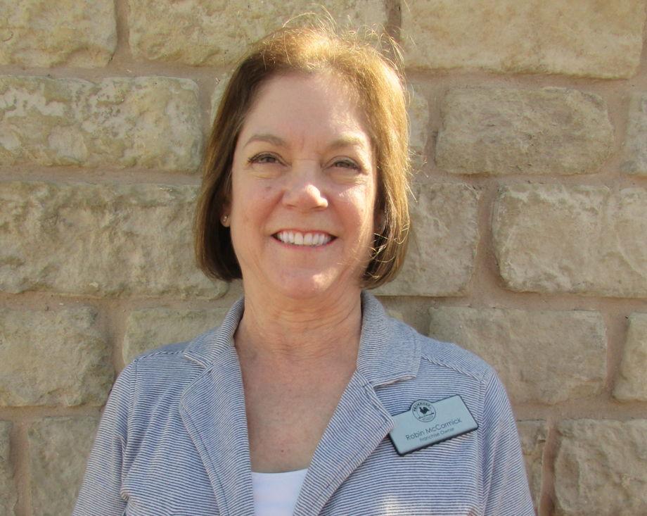 Robin McCormick , Special Events Coordinator