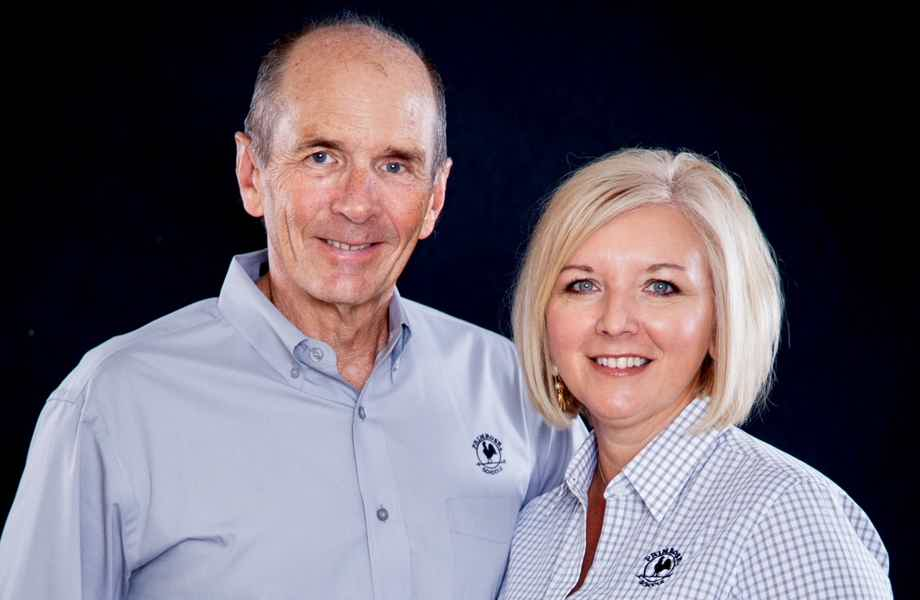 Franchise Owners of Primrose School John and Jenifer McKnight