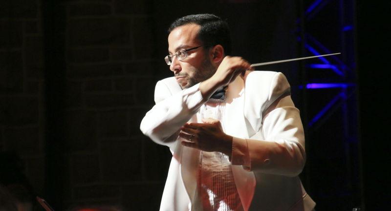 Charlottesville Symphony: Music Director Finalist Adam Boyles