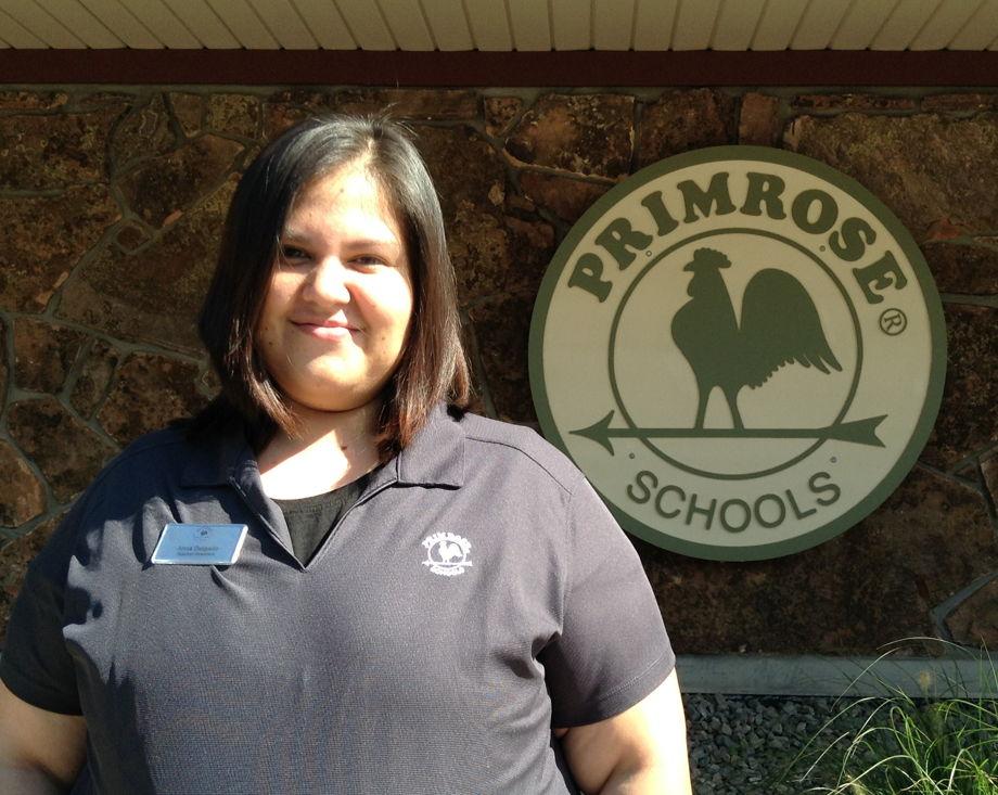 Anna Delgado, Infant Teaching Assistant