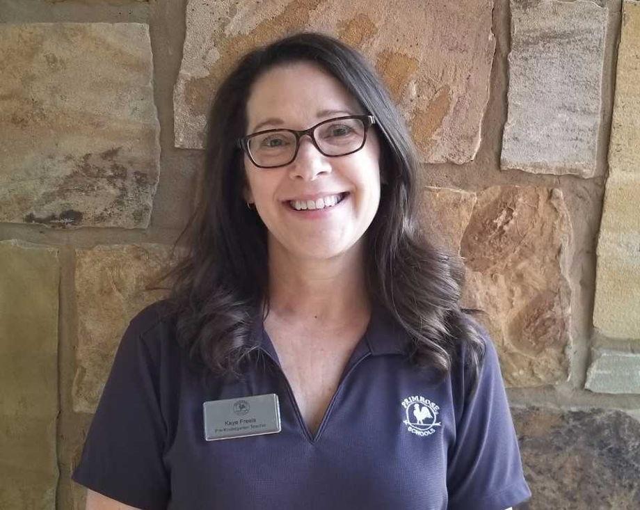 Kaye Freels , Pre-Kindergarten Teacher