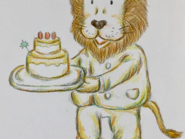 ライオンのパティシエ