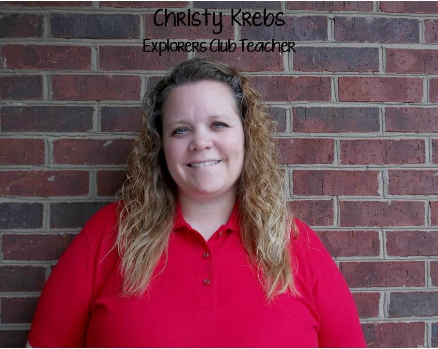 Mrs. Christy Krebs , Preschool 1 Teacher