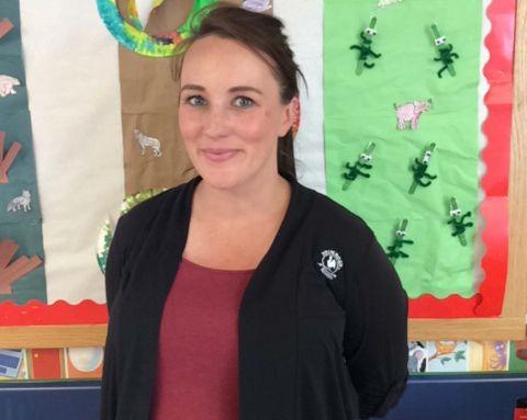Ms. Nicole , Lead Pre-K 1 Teacher