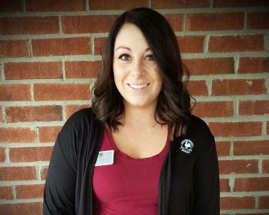 Ms. Ashley Zimmerman , Preschool 2 Teacher