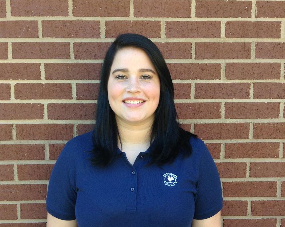 Hayden Ragsdale, Assistant Teacher