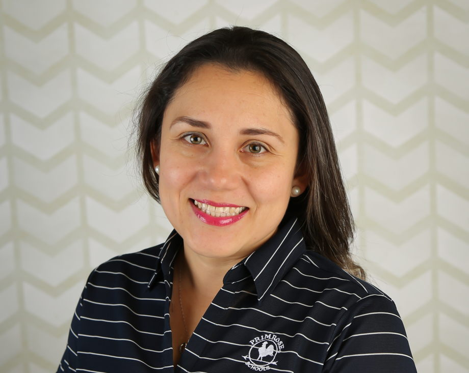 Mrs. Alejandra Barrera Osso, Lead Infant Teacher