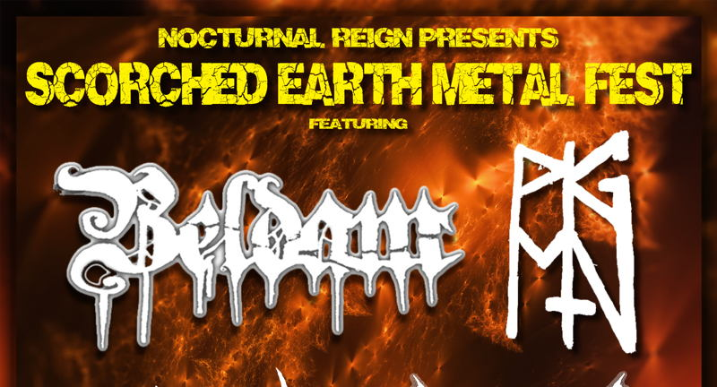 Scorched Earth Metal Fest
