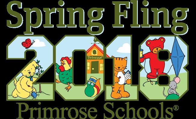Spring Fling 2018 logo