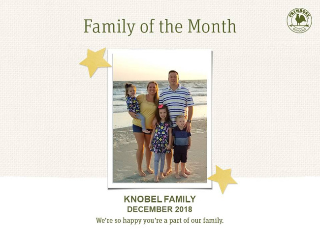 knobel family of the month