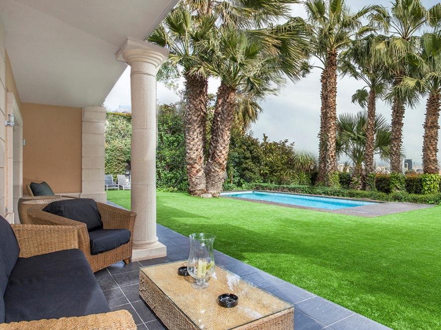Las mejores casas de pedralbes de barcelona - Casa con jardin barcelona ...