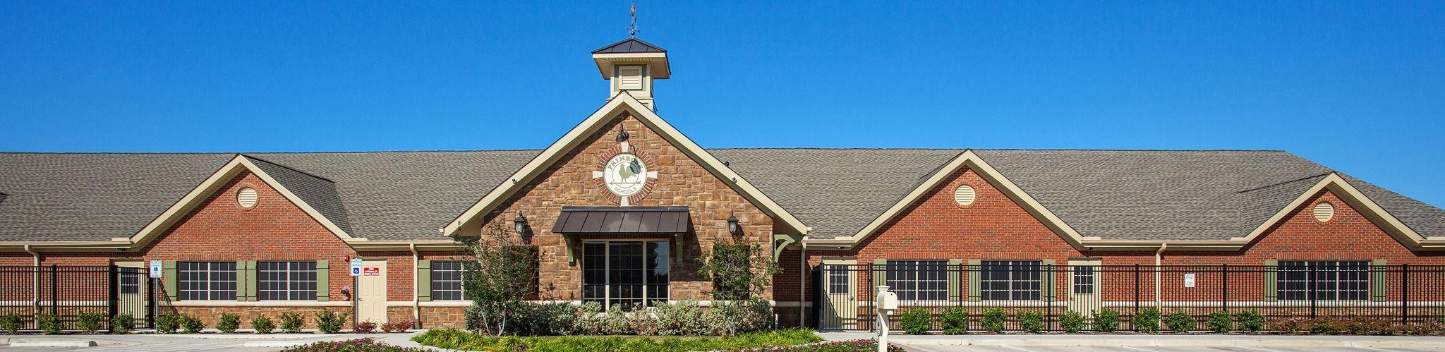image of Primrose School of Southwest Arlington exterior