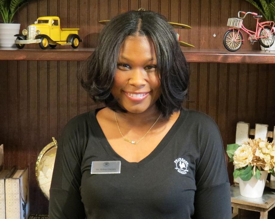 Brittani Daniels , Assistant School Director