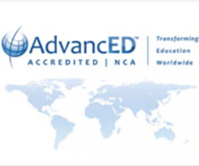 AdvancED Accreditation logo