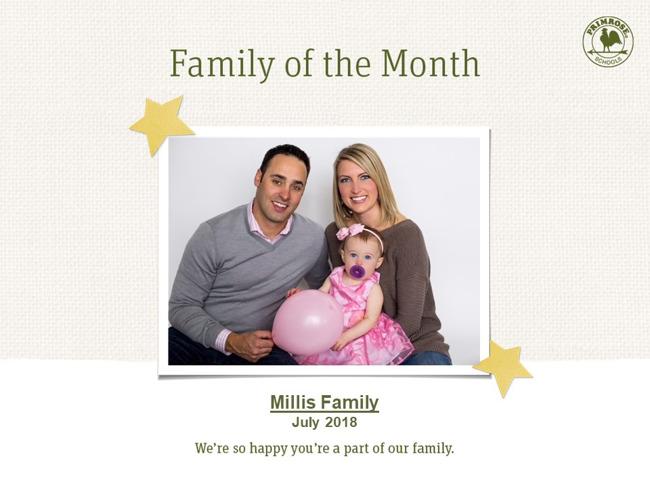 Millis Family