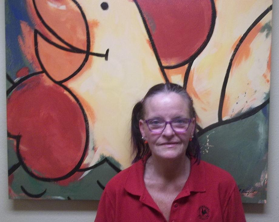 Mrs. White, Older Infant Teacher Assistant