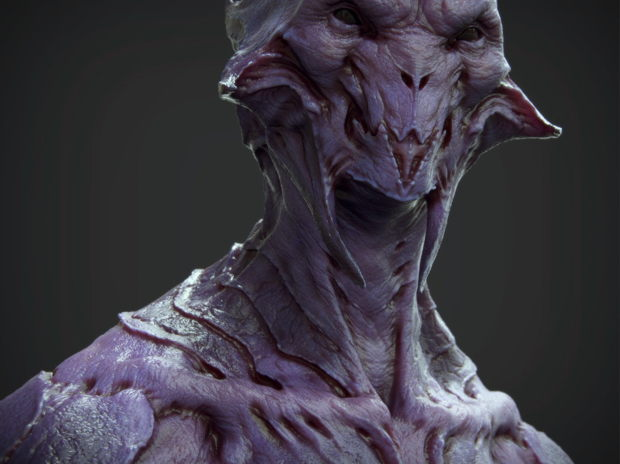 Purple devil