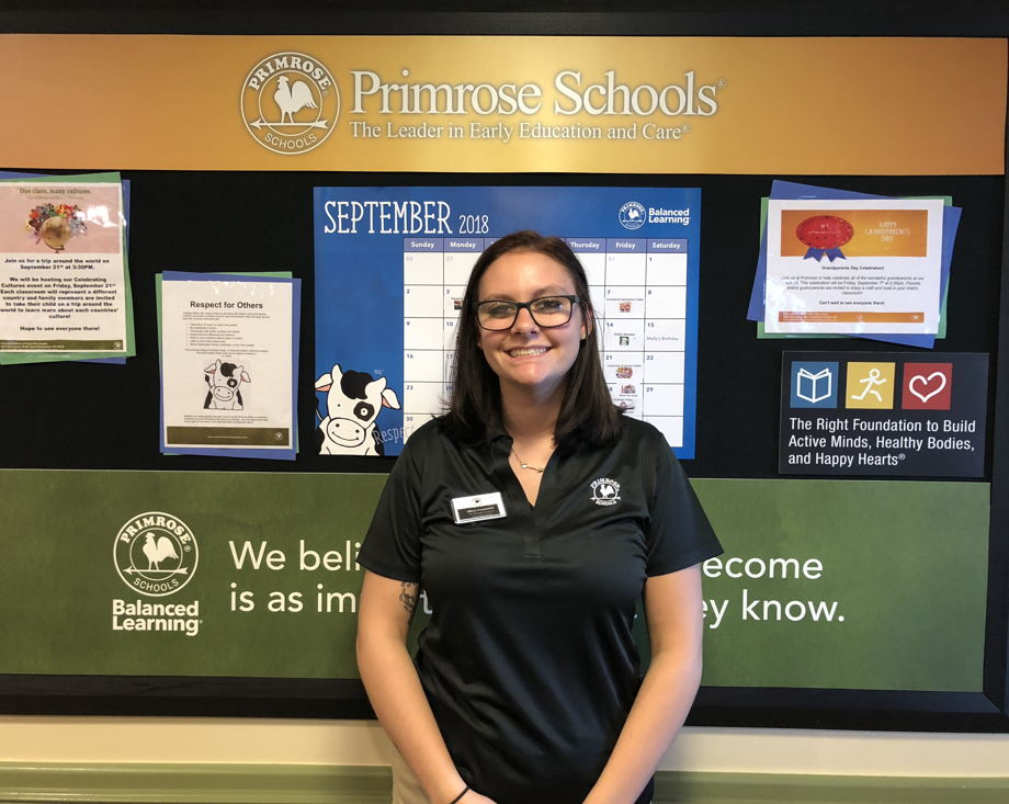 Ms. Allison Cooperider , Infant Teacher