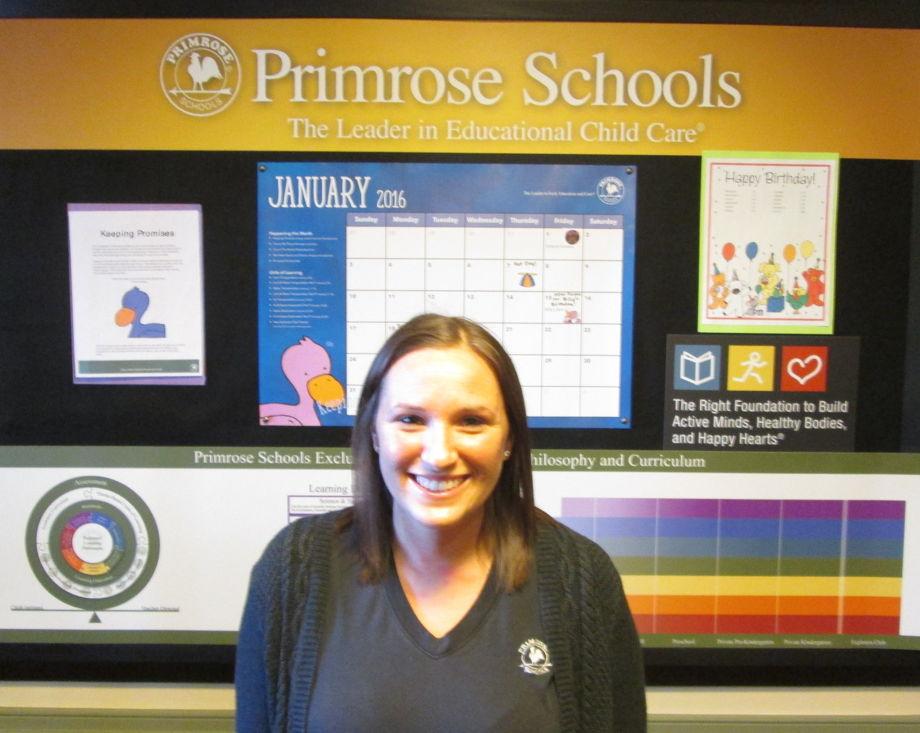 Brooke Ballentine, Kindergarten Teacher