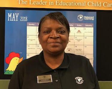 Ms. Laverne Mitchell , Preschool Teacher