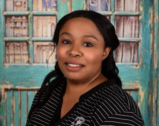Ms. Briana McGriggs , Toddler Teacher