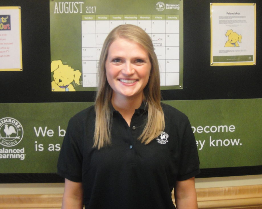 Ms. Megan Reed, Pre-Kindergarten Teacher